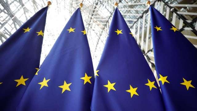 經濟數據及企業收益慘淡 歐洲股市大跌(圖片:AFP)
