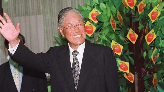 前總統李登輝逝世享耆壽98歲。(圖:AFP)