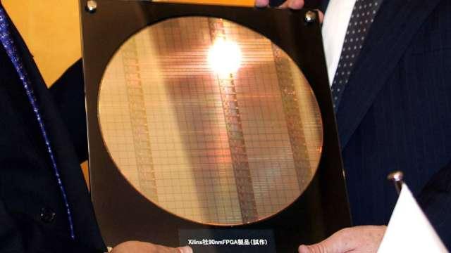 〈財報〉賽靈思Q1財報優 預告Q2晶片銷售放緩 盤後下跌3%(圖片:AFP)