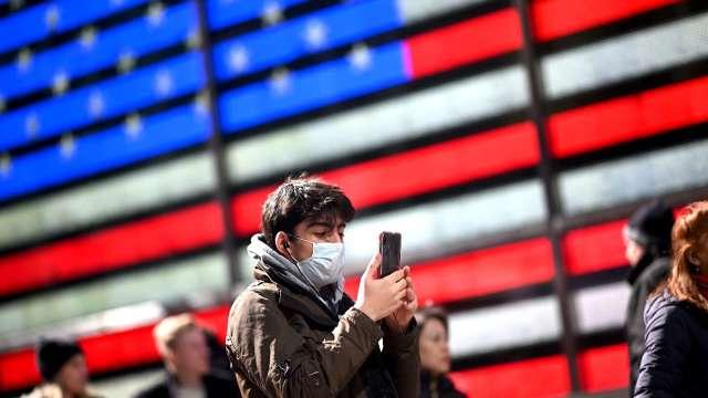 分析師:美國經濟要回到年初水平恐需3到4年時間(圖片:AFP)
