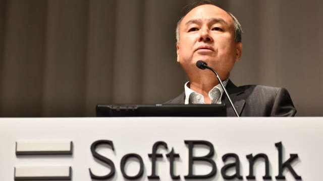 軟銀宣布加碼買進庫藏股 合計金額上限達2兆日圓 (圖片:AFP)