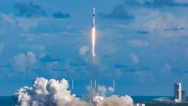 全球太空經濟持續成長 2019年規模突破4200億美元 (圖片:AFP)