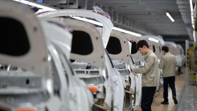 受疫情衝擊 南韓第二季汽車出口下跌逾40%(圖片:AFP)