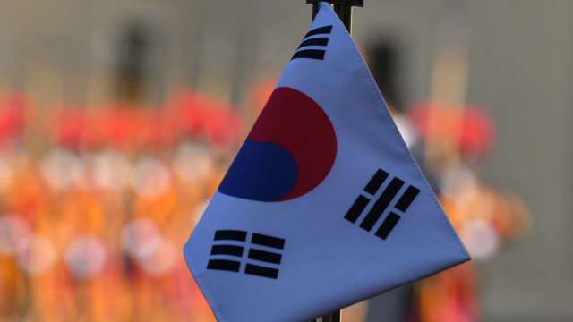 礦坑金絲雀 南韓7月出口年減7%沒有市場預估慘 (圖:AFP)