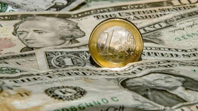 投機者看漲歐元押注創紀錄新高 對黃金逢高減碼(圖:AFP)