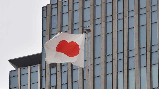 日本1-3月GDP年率報-2.2% 成長率不變、設備投資下修 (圖片:AFP)