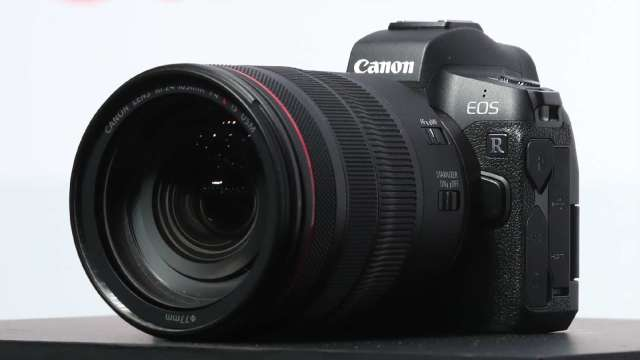 CIPA:上半年全球數位相機出貨量大減52% (圖片:AFP)
