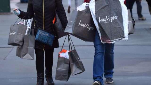 全球老牌精品百貨Lord & Taylor宣布破產(圖:AFP)