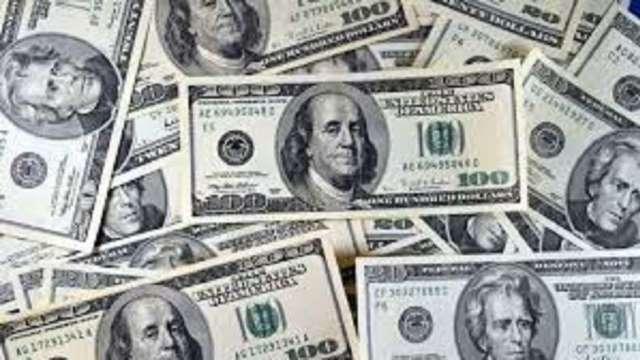 警示美國疫情失控 「美元微笑曲線」變成苦笑。(圖:AFP)