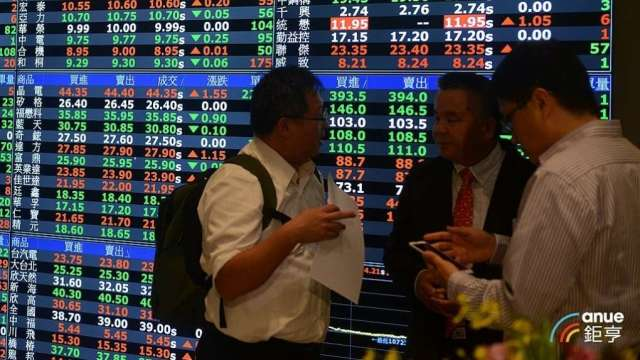 外資連6加碼元大台灣50反1、面板雙虎 續調節金融股、大同。(鉅亨網資料照)