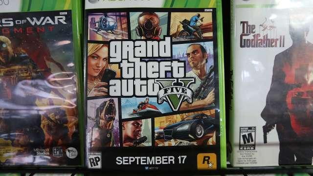 〈財報〉防疫概念股!電玩商Take-Two第一季營收獲利翻倍 盤後漲逾5%(圖片:AFP)
