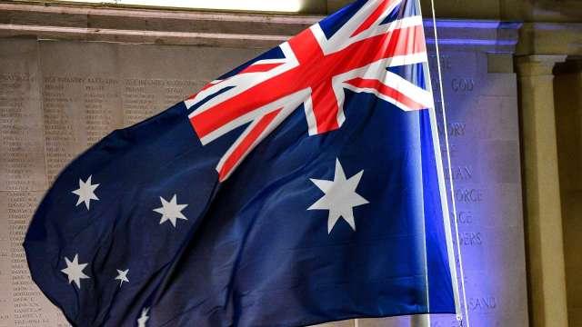 澳洲第二季零售銷售額下跌3.4% 創20年來最大跌幅(圖片:AFP)
