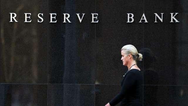 澳洲央行維持利率不變 澳幣兌美元未見短線波動(圖:AFP)