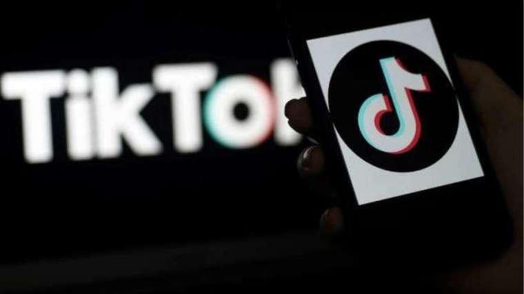 蘋果否認有意收購 TikTok。(圖片:AFP)