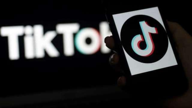 傳蘋果也有意加入搶購 TikTok 戰局 蘋果發言人回應。(圖片:AFP)