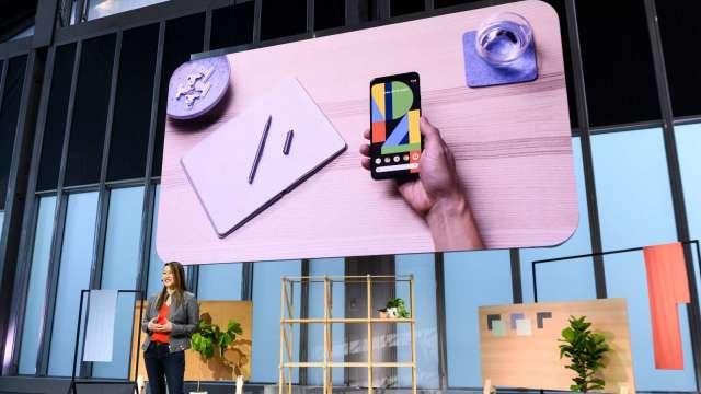 趕上蘋果!Google推出Android版「AirDrop功能」Nearby Share(圖片:AFP)