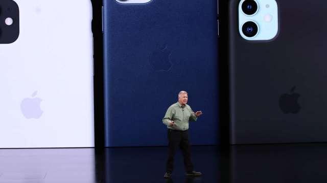 又一蘋果老將交棒 行銷長Phil Schiller卸職 (圖:AFP)