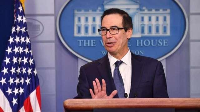 刺激計畫露曙光 美財長:白宮、民主黨人力拼本周結束前達成協議 (圖:AFP)