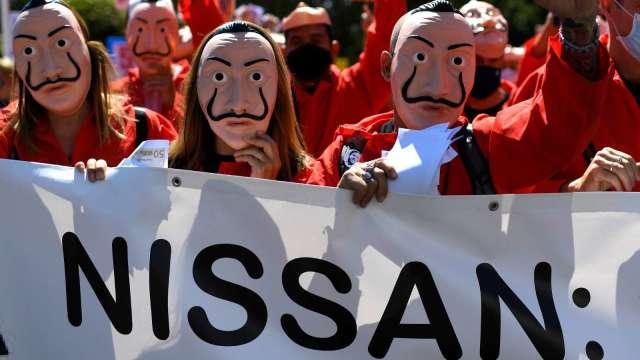 Nissan巴塞隆納工廠勞資破局 關廠事宜仍無共識 (圖片:AFP)