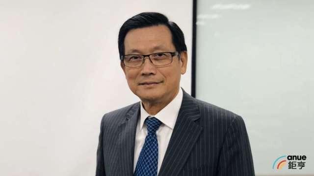 崇越集團副董事長賴杉桂。(鉅亨網資料照)