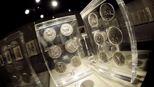 金價創新高之際 分析師更看好今年白銀漲幅超越黃金。(圖:AFP)