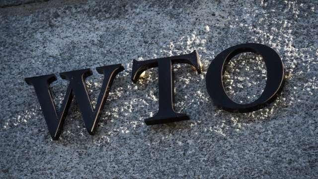 WTO:受疫情衝擊 今年全球貿易預期萎縮13%(圖片:AFP)