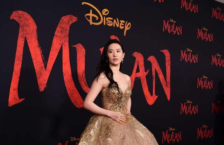 延期上映的真人電影《花木蘭》將開放 Disney + 觀眾獨家觀賞 (圖片:AFP)
