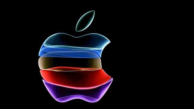 5G iPhone 存在風險蘋果遭美銀降評。(圖片:AFP)