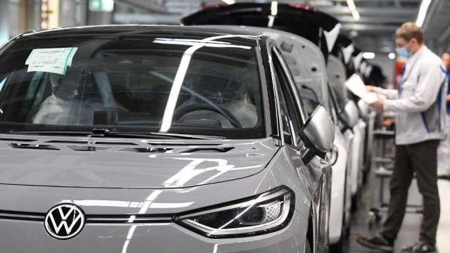 德國Q2工廠訂單成長近28% 透露復甦最新跡象(圖:AFP)