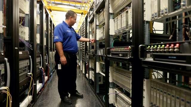 群電第三季在伺服器電源等高毛利產品續強下,獲利展望樂觀。(示意圖:AFP)