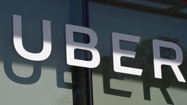 拓展英國市場版圖 Uber收購英國租車服務公司Autocab(圖片:AFP)