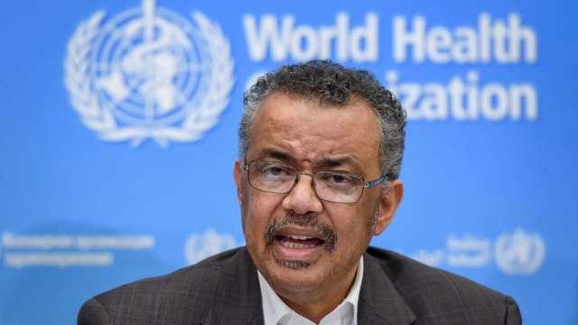 譚德塞呼籲美國重新考慮是否退出WHO。(圖片:AFP)