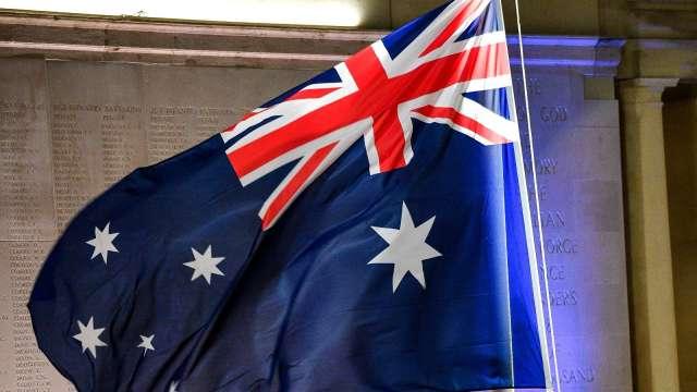 澳洲重啟部分防疫封鎖 RBA下修全年GDP展望(圖片:AFP)