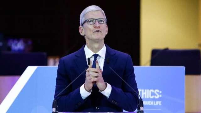 分析師:如果微信在蘋果商店被禁 iPhone中國銷量將降90%(圖:AFP)