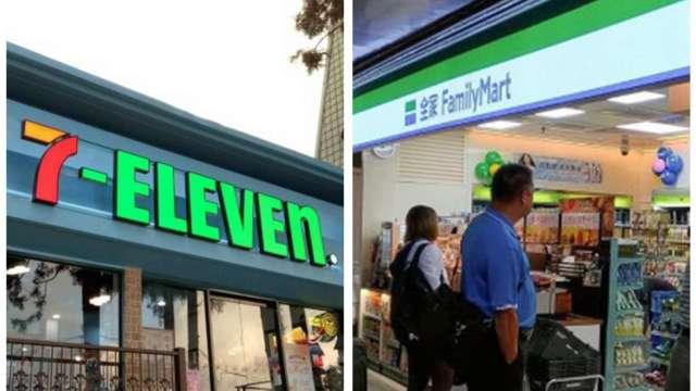 台灣超商密度全球第2 國人平均一年去130次、每次消費82元。(圖:業者提供)