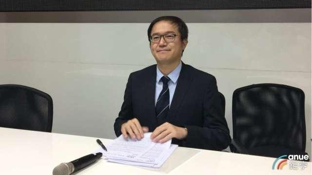 聯電副總經理劉啟東。(鉅亨網資料照)
