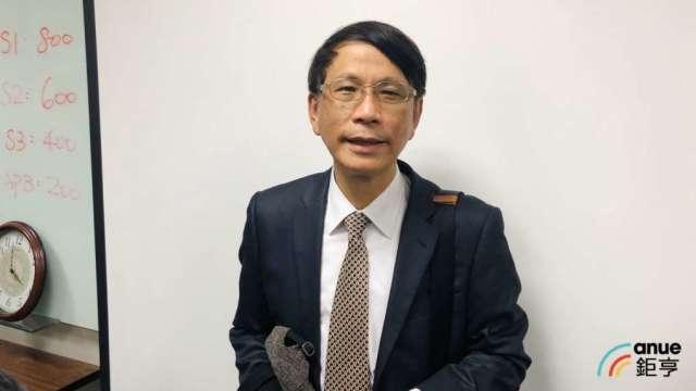統新總經理藍宏利。(鉅亨網資料照)