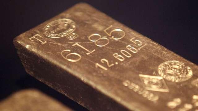 全球最大黄金 ETF 遭逢 3 月以來最大的撤資。(圖片:AFP)