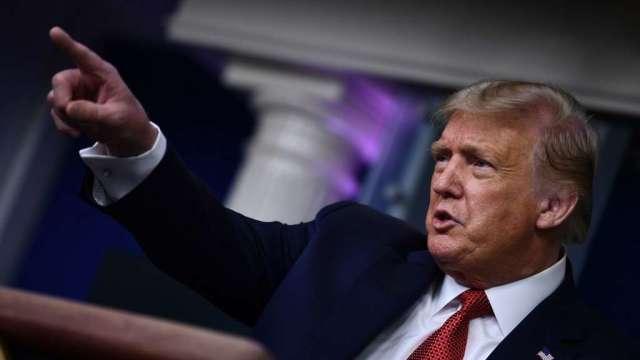 川普計畫延後G7會議至美國大選之後舉行(圖:AFP)