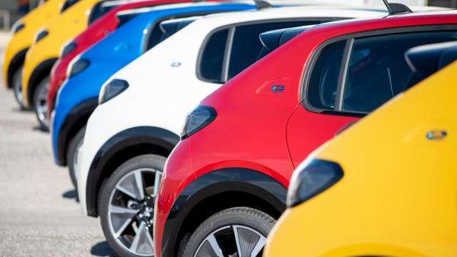 中汽協:7月份汽車銷售年增16%;產量年增22%(圖片:AFP)