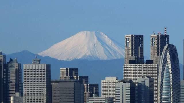 日本7月景氣現狀判斷指數持續改善 先行看法轉為悲觀 (圖片:AFP)