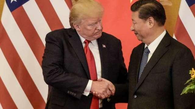 彭博 : 美政府要求香港進口品需改為「中國製造」(圖:AFP)