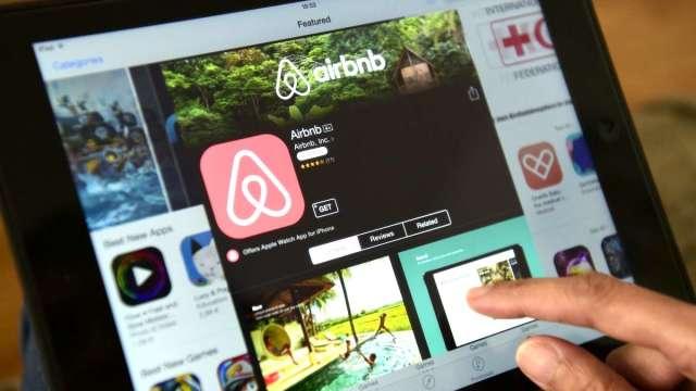 Airbnb擬本月遞交IPO文件 年底前上市 (圖:AFP)