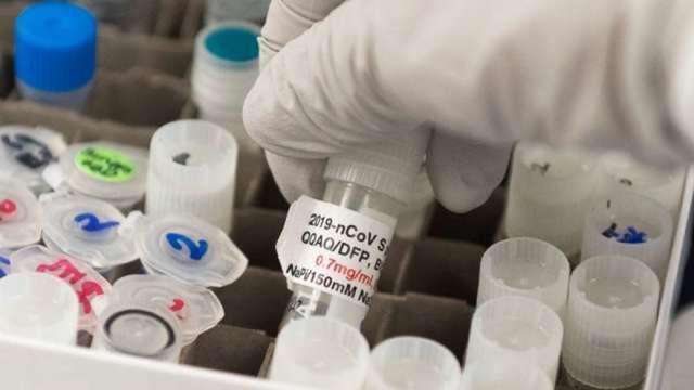 美宣布與Moderna簽1億劑疫苗採購案  盤後大漲11.28%(圖:AFP)