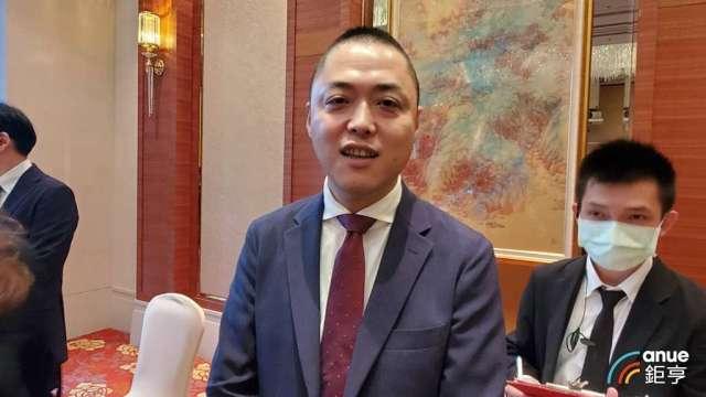亞洲藏壽司董事長兼總經理西川健太郎。(鉅亨網記者王莞甯攝)