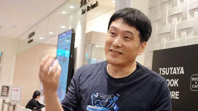統一企業董事長羅智先。(鉅亨網記者張欽發攝)