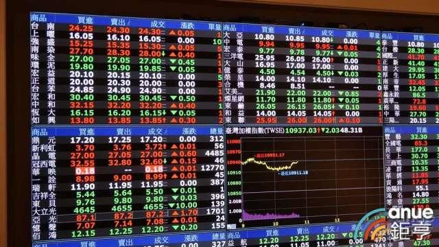 外資擴大賣超至152億元,內外資同步鎖定中小型股。(鉅亨網資料照)