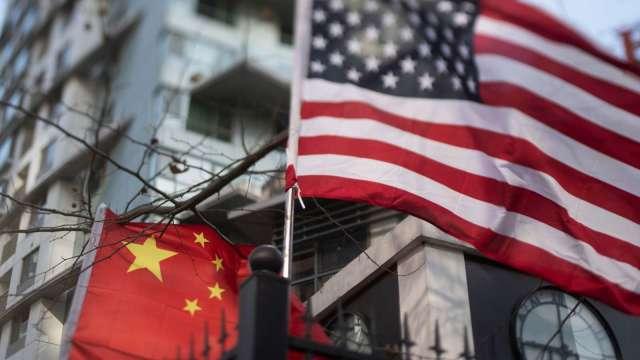 美司法部:休士頓總領事館是中國偷竊智慧財產的基地(圖:AFP)