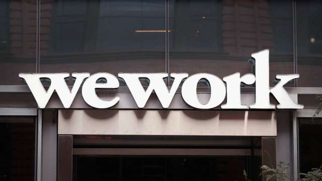 WeWork獲軟銀11億美元資金承諾 現金消耗率大減 (圖片:AFP)