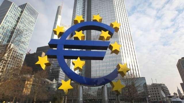 歐元區Q2 GDP季減12.1% 年減15% 跌幅創紀錄新高 (圖:AFP)